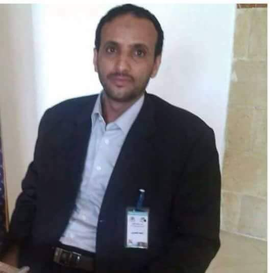 A Yemeni journalist was killed by a Houthi missile during his coverage of the battles on a front in the province of Al Bayda
